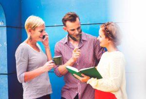 Konverzacijski tečaj engleskog - njemačkog - komunikacija