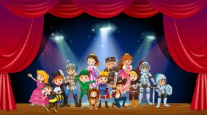 Tečajevi za djecu - dramska grupa - gluma na stranom jeziku