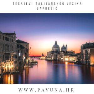 Online tečajevi talijanskog jezika - online
