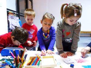 tečaj engleskog za predškolce