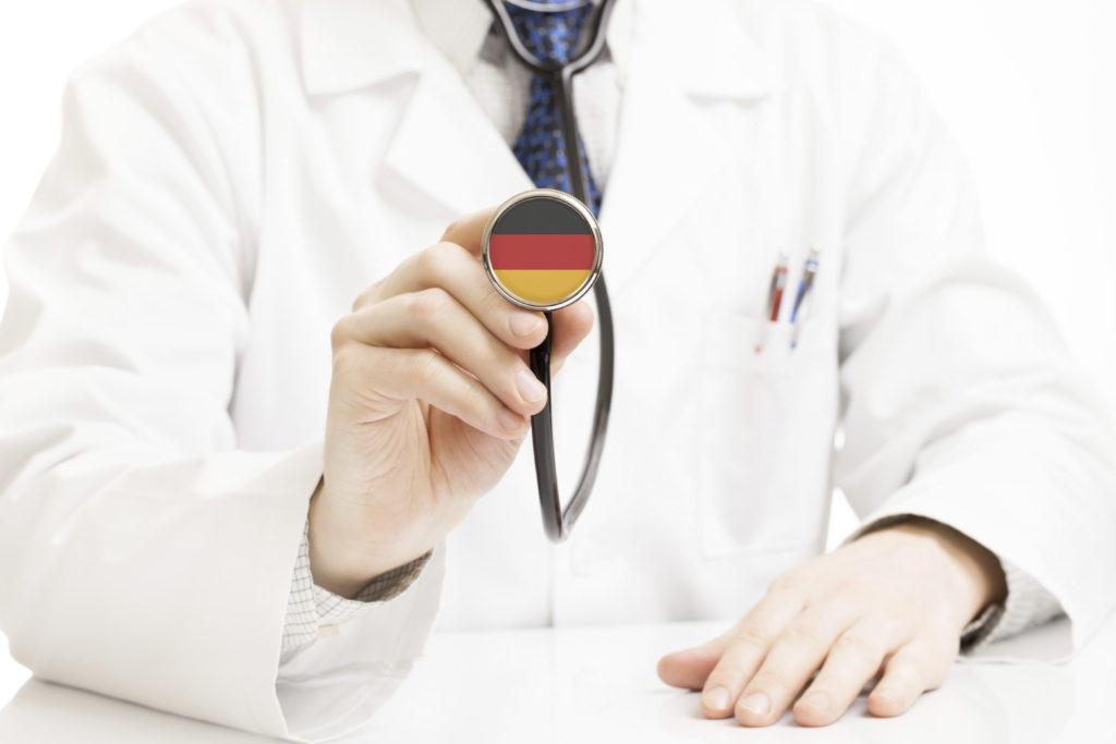Tečajevi njemačkog jezika za medicinsko osoblje