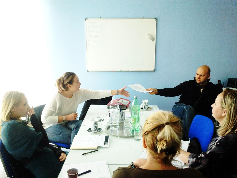 Tečaj poslovnog engleskog za tvrtke