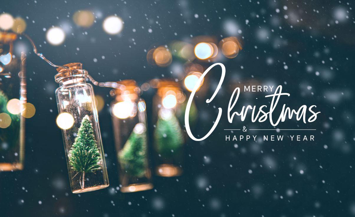 Blagoslovljen Božić i sretnu novu 2021. godinu