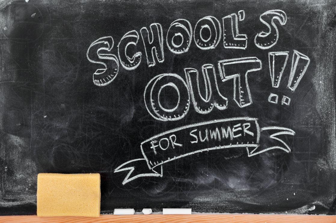 Kraj školske godine