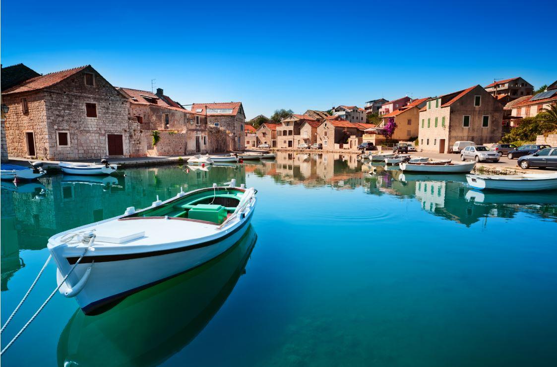 Preseljenje u Hrvatsku i učenje hrvatskog jezika