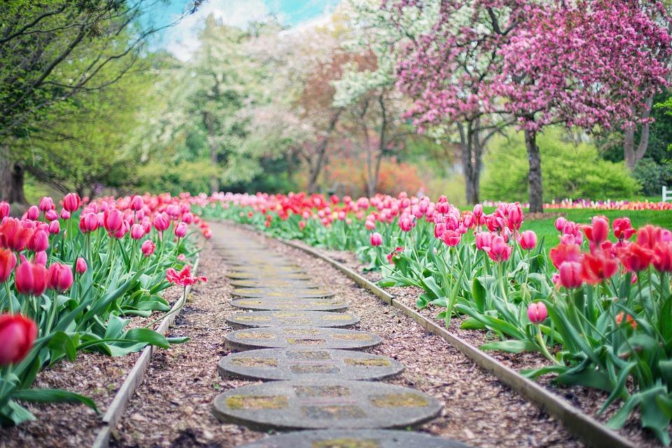 Proljeće na njemačkom